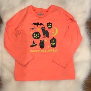 Girls size 4t Osh Kosh Halloween shirt
